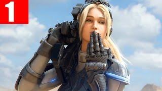 StarCraft 2 Nova Covert Ops Walkthrough Part 1 The Escape HD Ultra Gameplay 1080p