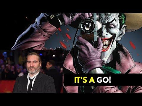 Joaquin Phoenix's Joker Origin Movie Starts Filming This Fall