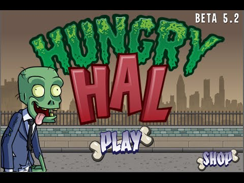 New Addicting Zombie Game App, Hungry Hal, Now Available On Google Play