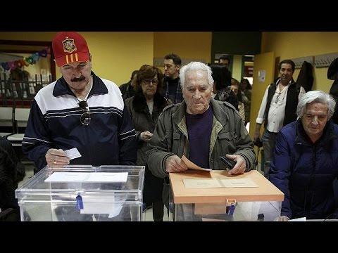 Η Ισπανία αποφασίζει: Ψήφισαν οι ηγέτες των κομμάτων