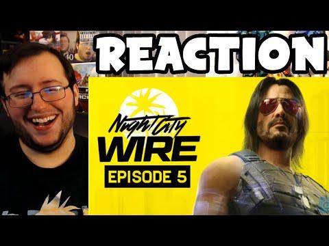 "Gor's ""Cyberpunk 2077"" Night City Wire Episode 5 REACTION"