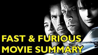 Nonton Movie Spoiler Alerts - Fast & Furious (2009) Video Summary Film Subtitle Indonesia Streaming Movie Download