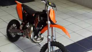 3. KTM 50sx 2009