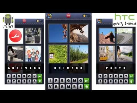Images 1 Mot niveaux 495 à 525 - Apple & Android - Solutions Facile ...
