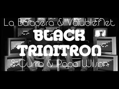 """S Curro y Papa Wilson lanzan """"Black Trinitron' como adelanto de 'Ojos de Grafeno vol. 3'"""