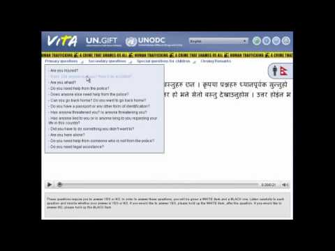 Victim Translation Assistance