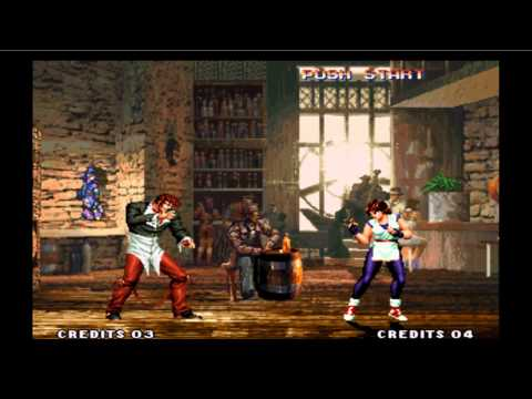 trucos the king of fighters 95 neo geo