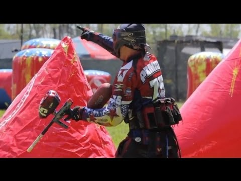 Professional - Pro and divisional paintball action from MAO. Thanks to Nick from Derder.