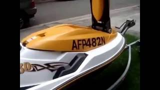 7. SeaDoo 3d Jet Ski 360 View Review With All Elements Accessories