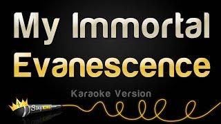 Video Evanescence - My Immortal (Karaoke Version) MP3, 3GP, MP4, WEBM, AVI, FLV Januari 2019