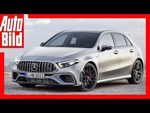 Mercedes-AMG A 45: Zukunftsaussicht (2018) Details/ ...