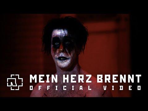 Tekst piosenki Rammstein - Mein Herz Brennt po polsku