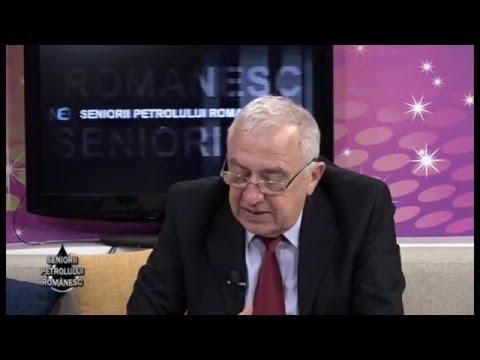 Emisiunea Seniorii Petrolului Romanesc – 23 ianuarie 2016 – partea a II-a