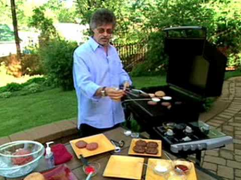 How to Make The American Hamburger on the Grill