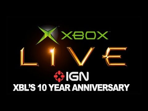 10 years anniversary - Been a decade long user? You might be getting a new Xbox! http://go.ign.com/SprwAz We look back at the best Xbox Live multiplayer games from each year since ...
