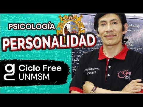 PSICOLOGÍA - Personalidad [Ciclo FREE]