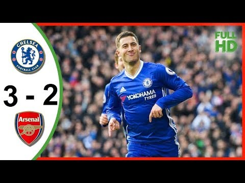 Chelsea Vs Arsenal 3-2 Premier League 18/08/2018