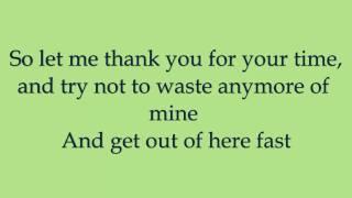 Sara Bareilles - King of Anything (Instrumental with Lyrics)