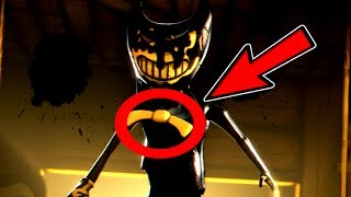 What Happens when you DON'T RUN from BENDY! | Bendy And The Ink Machine CHAPTER 2