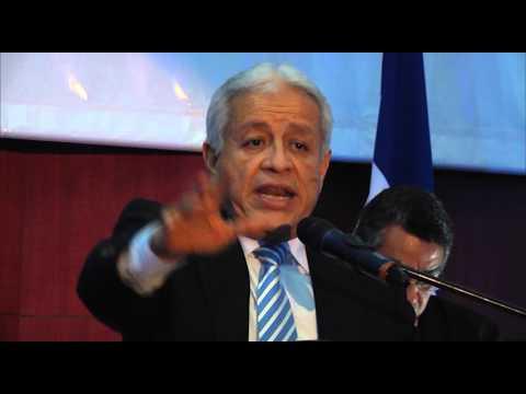 Palabras del Presidente del CON, Emmett Lang Salmeron