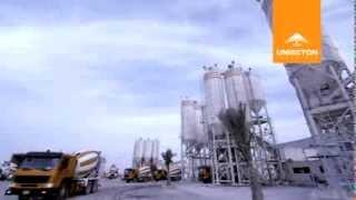 New Port Project - Qatar, Unibeton Ready Mix