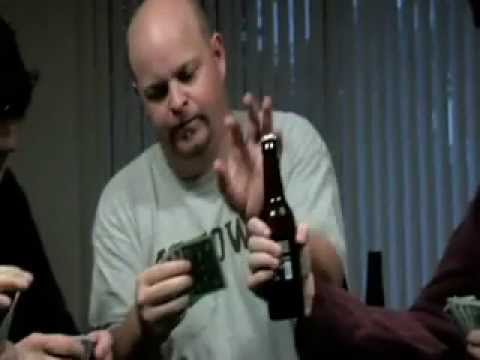 Rob Little in a Beer Commercial