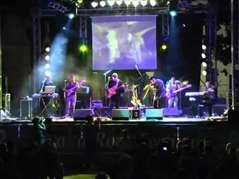 Osanna live @ Afrakà Rock Festival 2010