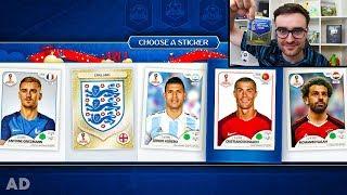 Video WORLD CUP STICKER FUT DRAFT!!! Fifa 18 FUT Draft World Cup Sticker Edition MP3, 3GP, MP4, WEBM, AVI, FLV Agustus 2018
