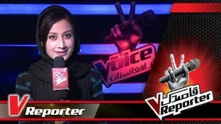 VReporter: Preview Of Episode 3 Of Blind Auditions (The Voice Of Afghanistan)