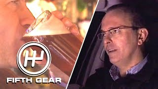 What's Worse, Drink Driving or Driving Tired? | Fifth Gear Classic by Fifth Gear