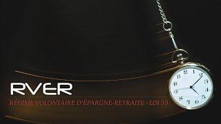 Capsule d'information sur la loi 39 de la RRQ sur le RVER