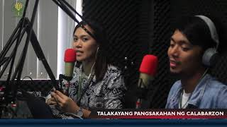 Episode 33 Radyo Eskwela sa CALABARZON with Science Research Specialist II Gina Rosarda