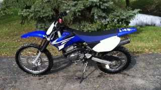 1. Very nice 2008 Yamaha TTR 125 L
