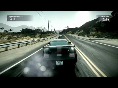 Need for Speed The Run -- Run For The Hills Gameplay Trailer
