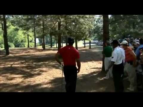 Tiger Woods – Fail Compilation (2010 Masters & US Open)