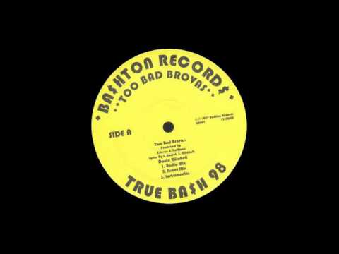 Bash Ton - Two Bad Brovas (1997)