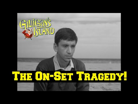 """The Tragic Event That Took Place While Filming """"Gilligan's Island!"""""""