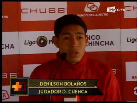 Deportivo Cuenca retoma entrenamientos alistándose para juego con Emelec
