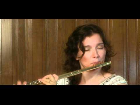 Mouquet: La flûte de Pan - Kinga Prada & Stefan Lindgren (видео)