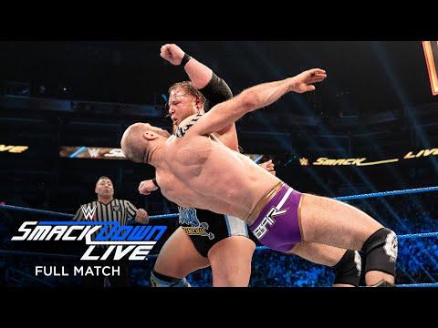 FULL MATCH - Fatal 4-Way Tag Team Elimination Match: SmackDown LIVE, Jan. 29, 2019