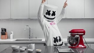 Video Cooking with Marshmello: How To Make Brazilian Pao de Queijo MP3, 3GP, MP4, WEBM, AVI, FLV Januari 2018