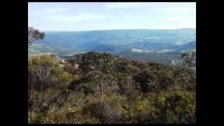 Megalong Australia  city images : Blue Mountains Walks: Megalong Head, Katoomba NSW Australia - a pleasant, quiet walk