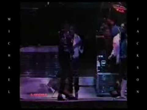 Michael Jackson - Victory Tour Kansas - Billie Jean 8 - Hig