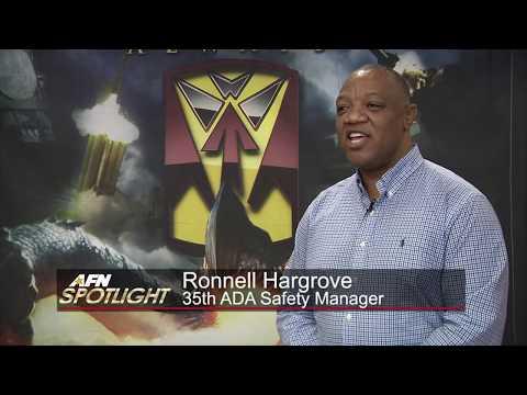 Pacific Spotlight: Ronnell Hardgrove