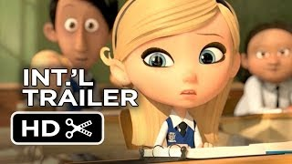 Nonton Mr. Peabody & Sherman Official 'Doctor Who' Trailer (2014) HD Film Subtitle Indonesia Streaming Movie Download