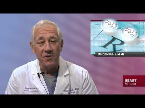 Colchicine for Recurrent AF after Ablation