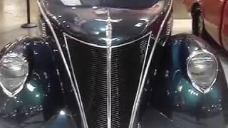 Video 1937 LINCOLN ZEPHYR - RARE CLASSIC 3 PASSENGER COUPE MP3, 3GP, MP4, WEBM, AVI, FLV Agustus 2018