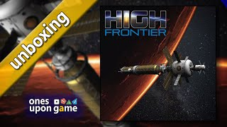 Nonton High Frontier (3rd Edition) Unboxing by Ones Upon a Game Film Subtitle Indonesia Streaming Movie Download