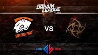 NIP vs Virtus.Pro, game 2
