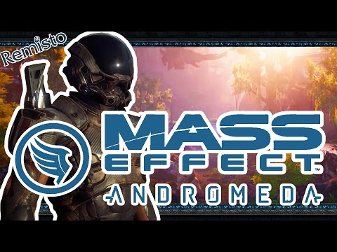 СТОЛИЦА АНГАРА 🌌 Mass Effect: Andromeda